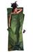 Cocoon - Drap sac de couchage soie - vert